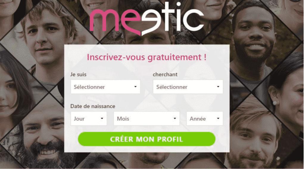 Meetic gratuit 3 jours