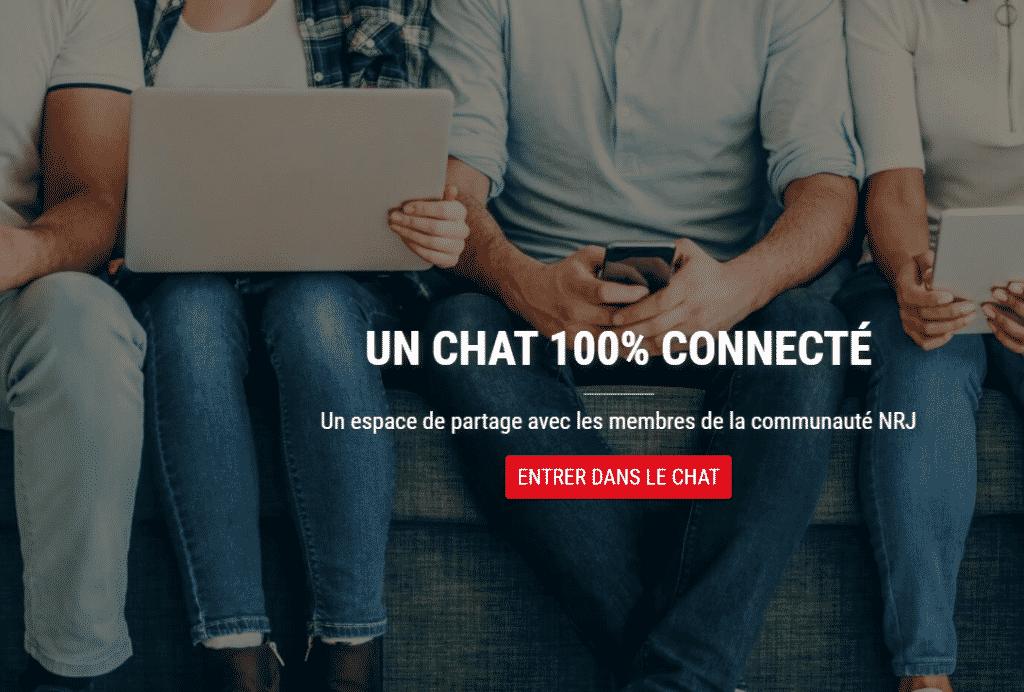 Chat NRJ