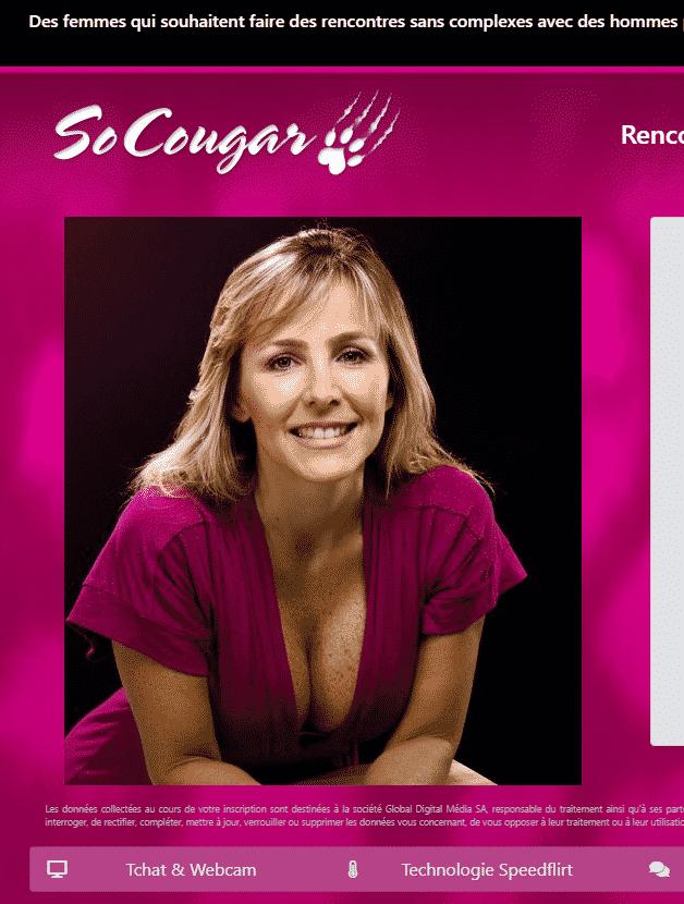 Site de rencontre gratuit cougar