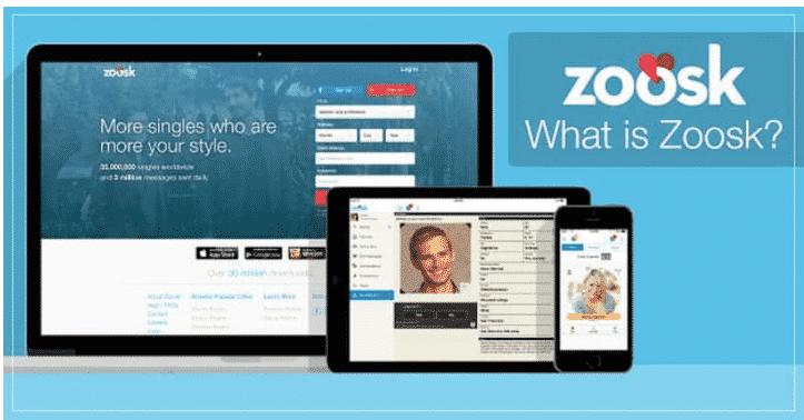Zoosk, site de rencontre